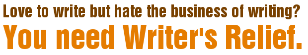Get published with Writer's Relief.