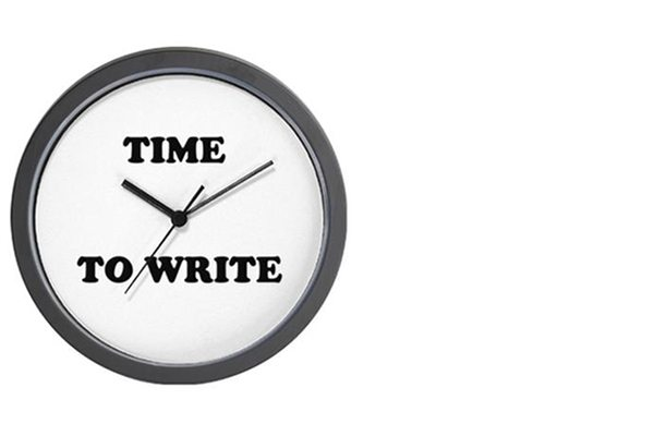 TimeToWrite1 Differentiating a Blogger from a Journalist