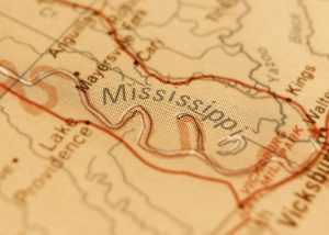 setting craft and writing, Mississippi